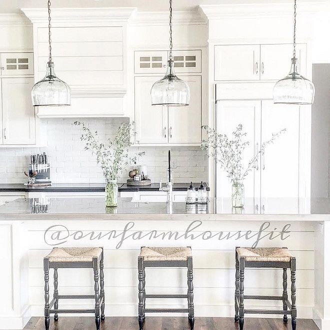 Beautiful Homes Of Instagram More Farmhouse Kitchen Lightingfarmhouse