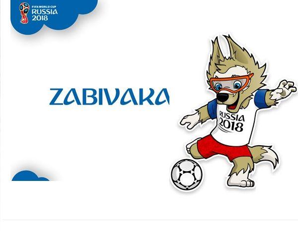 * Zabivaka * The Official Mascot Of FIFA 2018
