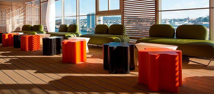 Spirit of Tasmania furniture