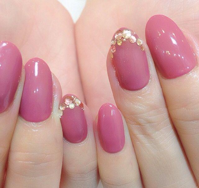 春のピンク