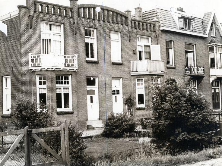 nrs 25 en 27 in 1966