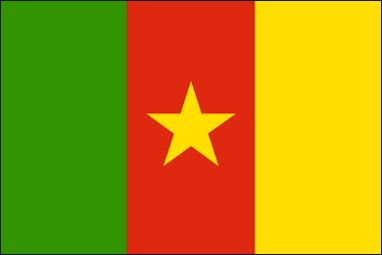 Drapeau Cameoon (#Flag of #Cameroon)