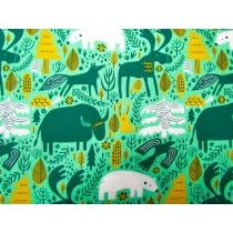 Big Sky fabric range by Annie Brady. These fabrics are suitable for patchwork….