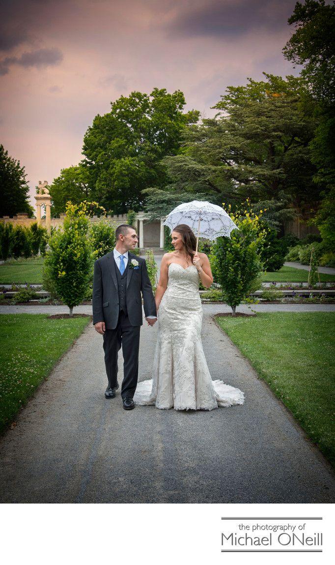 Nyc Wedding Photos Untermyer Gardens New York Photographer Michael Oneill Portrait Fine Art Long Island
