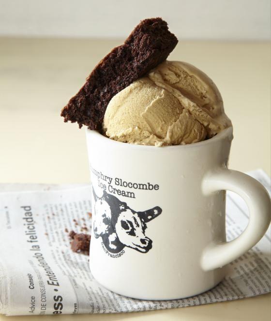 Vietnamese Coffee Ice Cream #recipe, from Humphry Slocombe