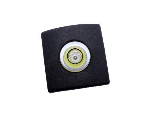 Gadget Place Hotshoe Bull's Eye Spirit Level (Pack of 2) for Nikon D810 D800E D800 D750 D610 D600 D5300 D3300