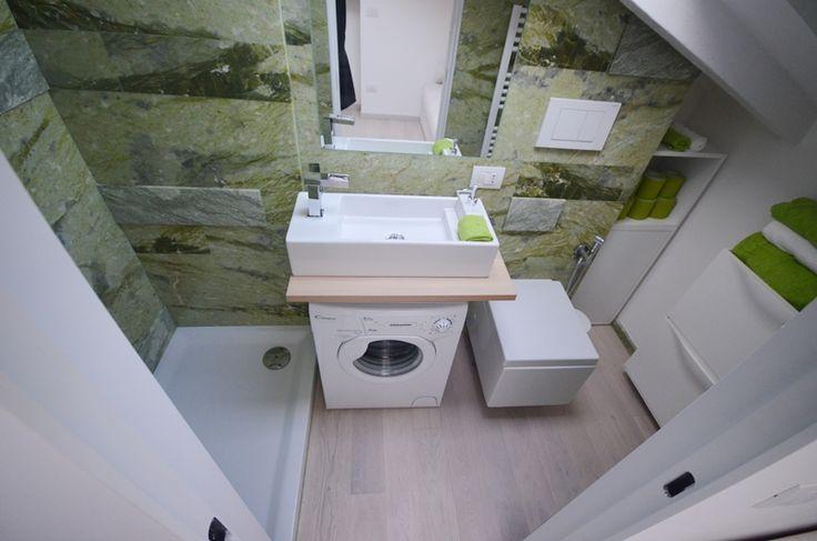 Italian Bathrooms #4: Soluzioni per bagni piccoli, piccolissimi!Bagni dal mondo | Un blog sulla cultura dell'arredo bagno