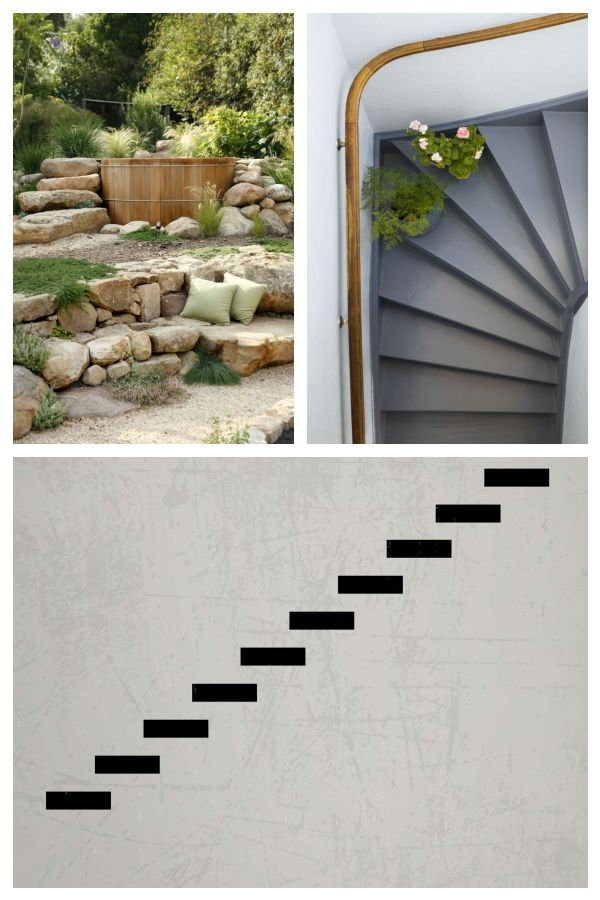 Whirlpool Im Garten Woran Liegt Der Charme Der Bath Charme Der Gart Stairs Stonestairs Stairs Garten I Cool