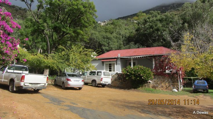 Citrusdal and Hot Spa  is a town is in the Olifants River Valley in the Western Cape province of South Africa.