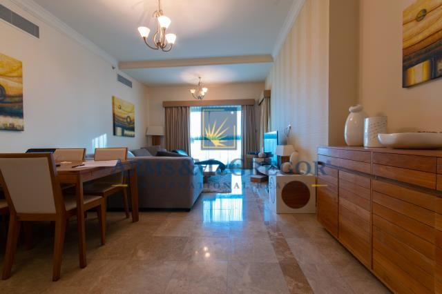 Furnished 1 Bedroom Apartment Palm Jumeirah In 2020 1 Bedroom Apartment Furnishings Apartments For Sale