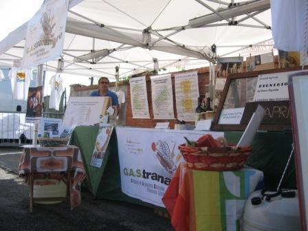Stand GasPinerolo alla Fiera dell' Artigianato di Pinerolo 2010