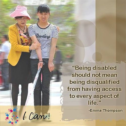 58 best images about Disability Quotes and Books on Pinterest ...