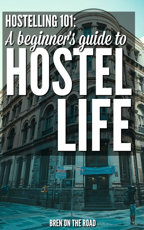 New to backpacking? Check out this awesome guide to hostel life. Dorms, activities, other travellers. Great introduction to the hostel and travel culture and what to expect!