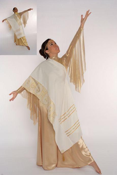 LD-332 Heavenly Prayer Shawl