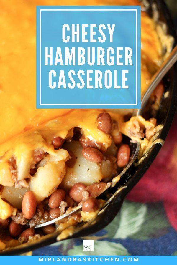 Poor Potato Hamburger Casserole Mirlandra S Kitchen Recipe In 2020 Hamburger And Potatoes Hamburger Casserole Ground Beef Recipes For Dinner
