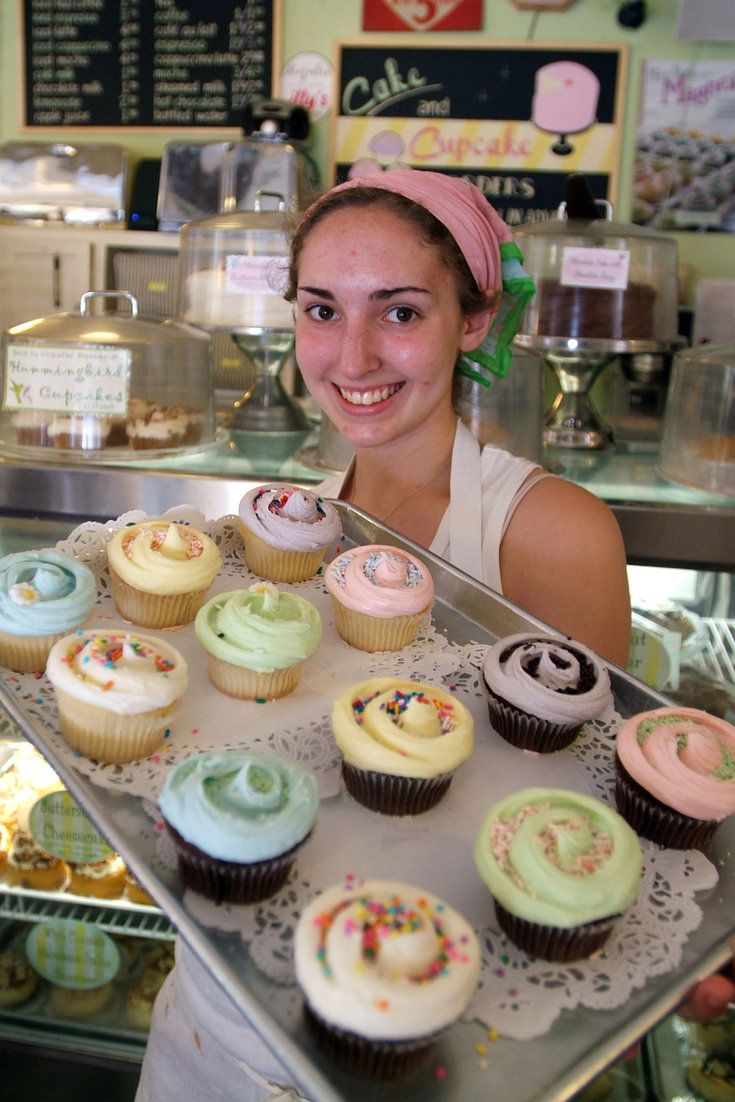 """NYT Cooking: You don't have to wait in line. You can make the famous West Village bakery's cupcakes at home. Don't forget the <a href=""""http://cooking.nytimes.com/recipes/11467-magnolia-bakerys-buttercream-vanilla-icing"""">icing</a>!"""