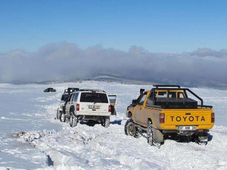 Çoroff Köse dağı gezisi