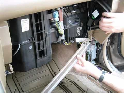 378 Best Images About Cabin Air Filter Replacement Videos