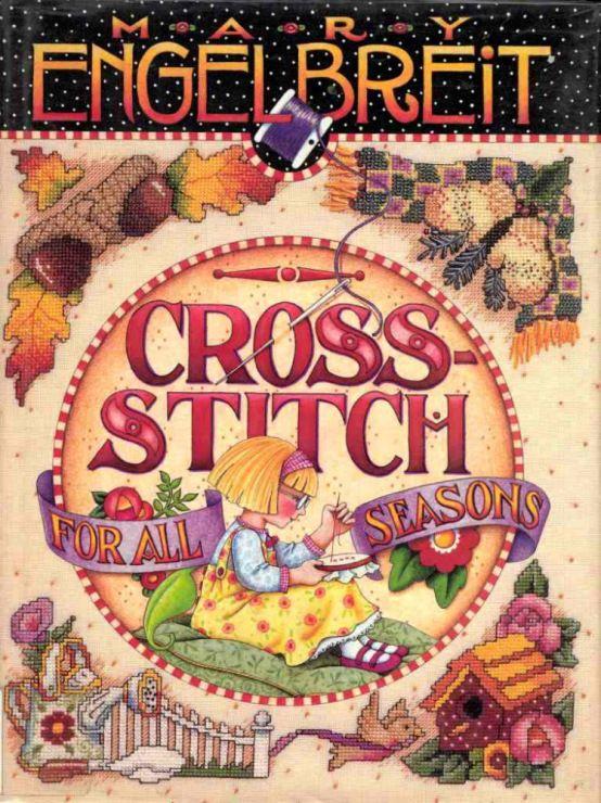 CROSS STITCH FOR ALL SEASONS - Mary Engelbreit