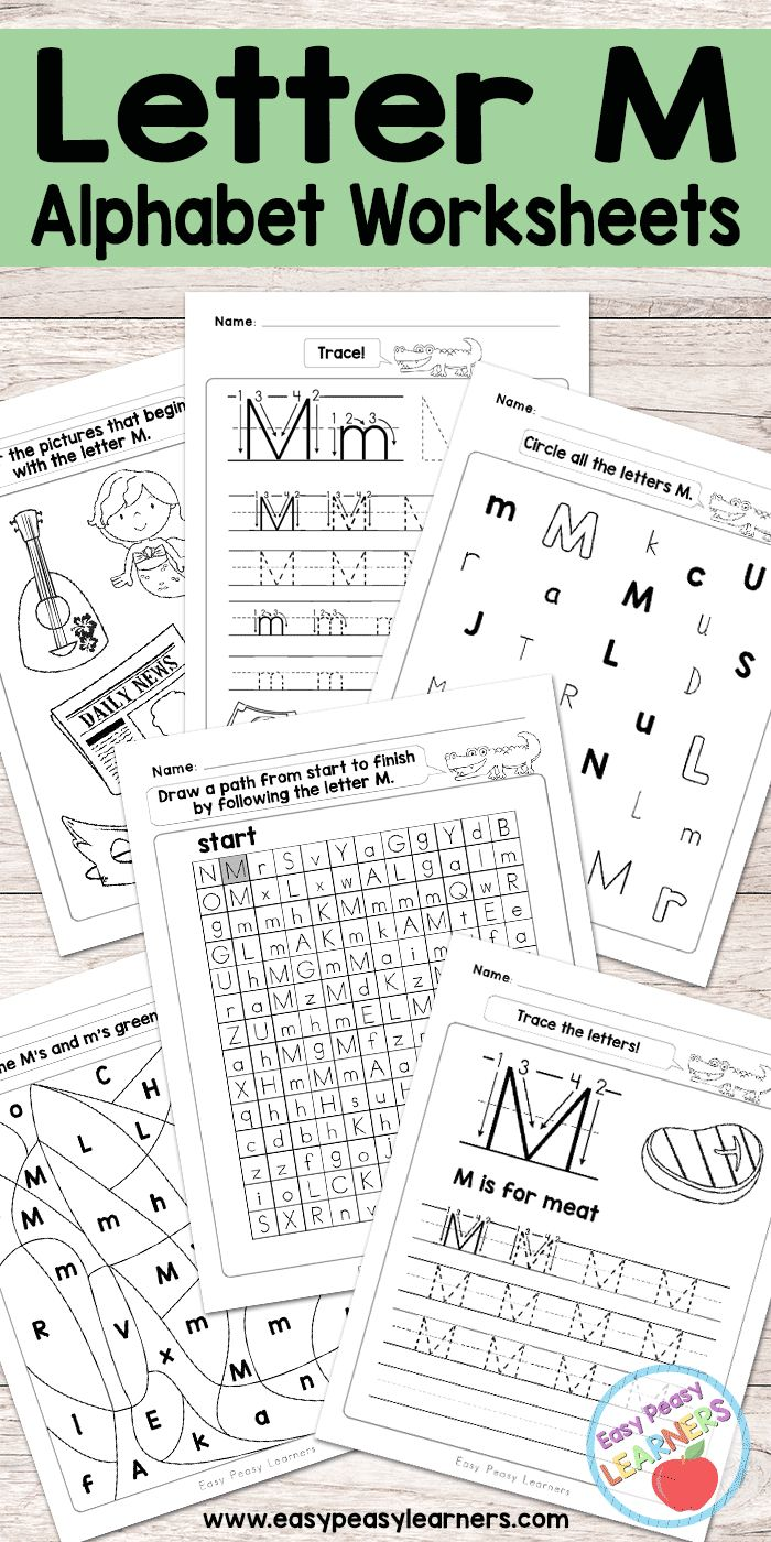 Best 25+ Preschool letter m ideas on Pinterest | Letter m ...