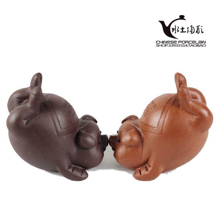 Выбрать другой стиль , чтобы купить. свинья фиолетовый чай животное украшения свинья счастье фитнес свинья подарок