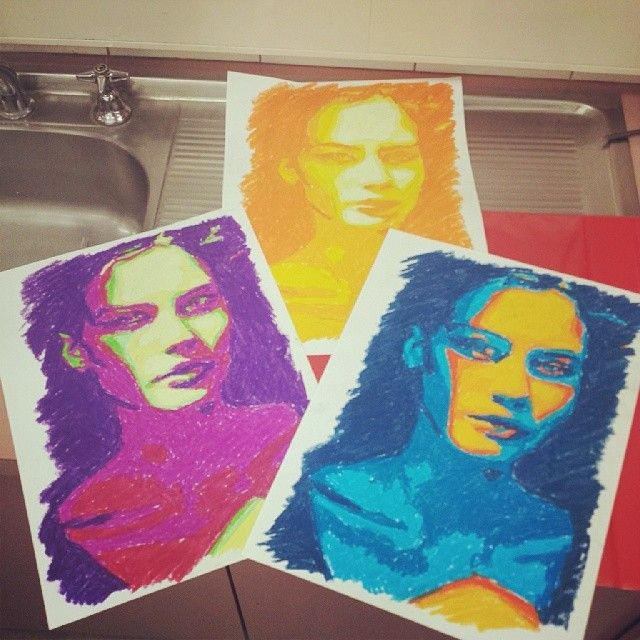 Ms. Walker's Art Info: December 2014