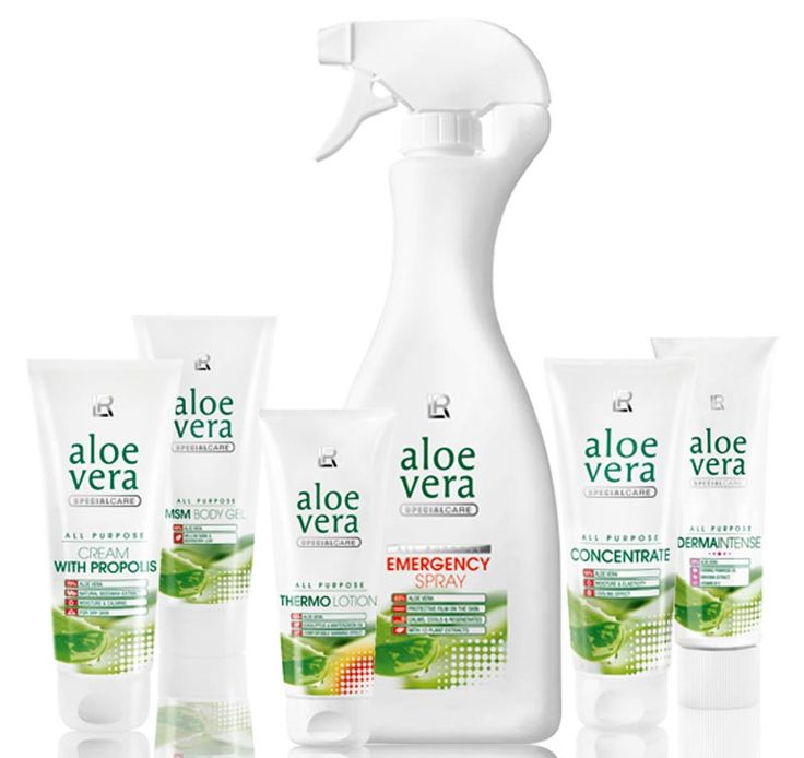 Aloe Vera Functional Care