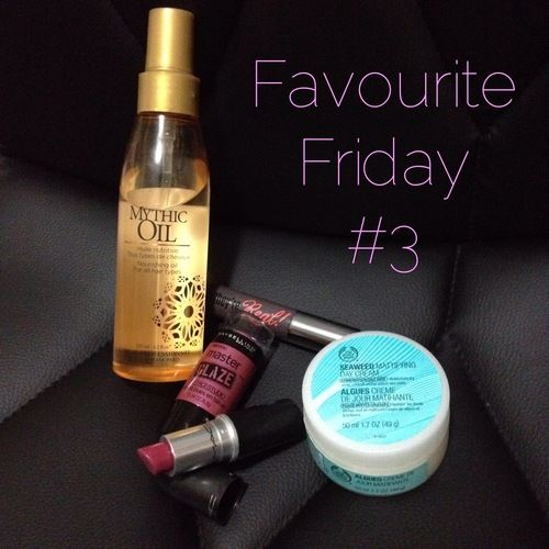 Favourite Friday #3