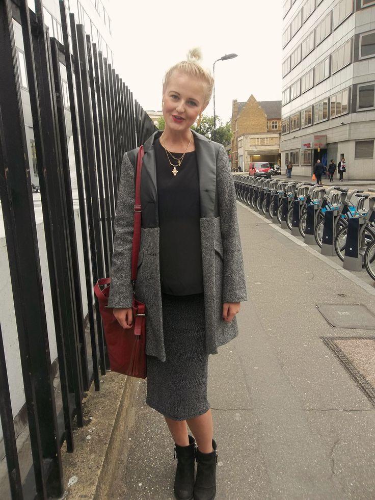 Tailored in Wonderland - Shoreditch Street Style.