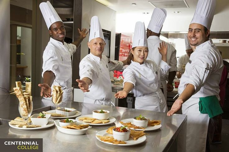 Want to make the world a more delicious place as a #masterchef? You can start by becoming a student of the #centennialcollege  Culinary Arts-Chef Training program. The best part: The taste testing.