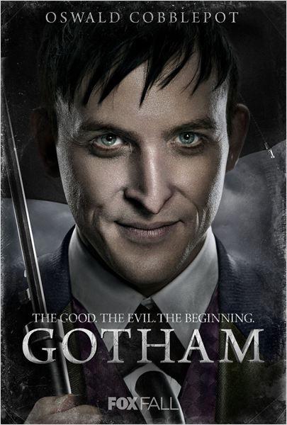Oswald Cobblepot (Le Pingouin) de la série Gotham                                                                                                                                                                                 Plus