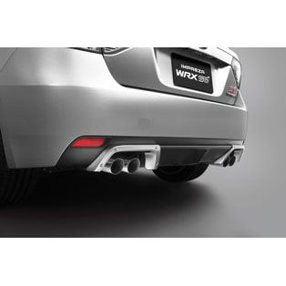 Subaru WRX Exhaust Finisher