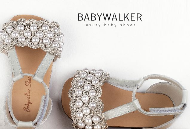 Sandal pearl.. handicrafted by @babywalker
