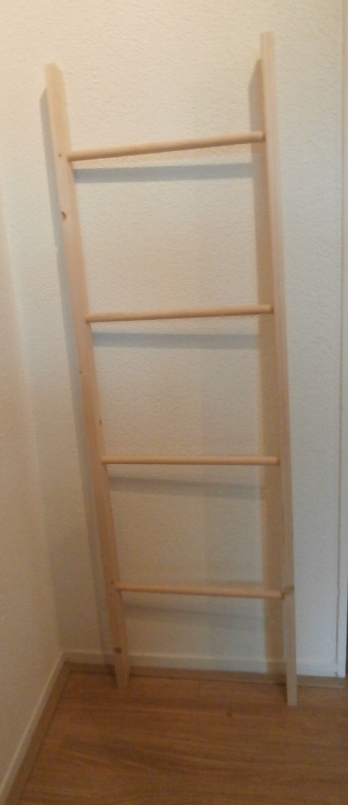 Ladder hoogte 130cm