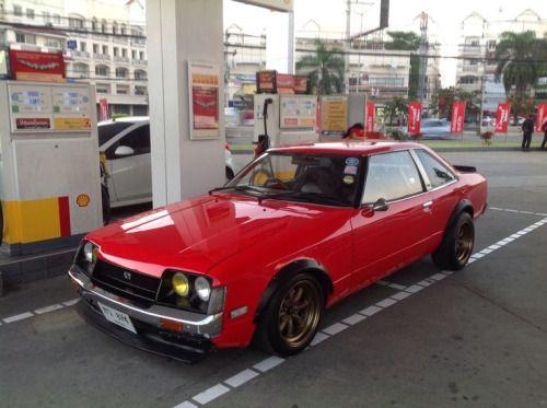 Radracerblog:Toyota Celica GT Coupe Ta40