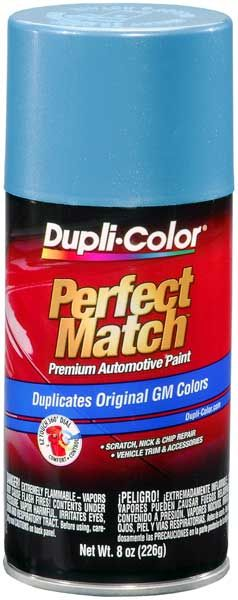 GM Metallic Light Blue Auto Spray Paint - 21 1982-1990: Dupli-Colors Metallic Light Blue Auto Touch-Up… #CarParts #AutoParts #TruckParts