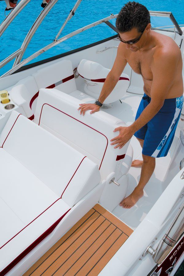 Decking For Pontoon Boats Boat Floor Covering Ideas