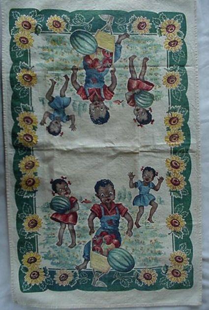 aunt jemima kitchen curtains garden windows for 39 best black memoribilia dish towels images on pinterest ...