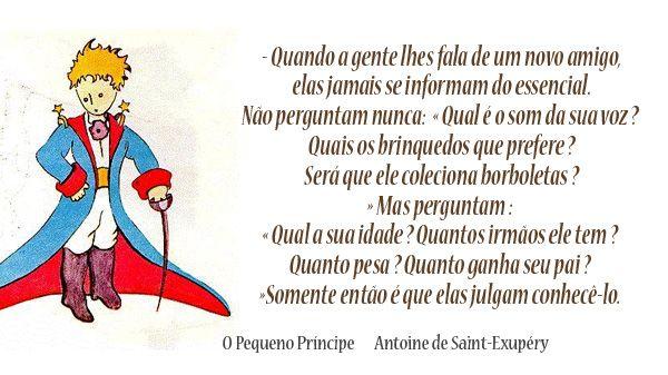 Frases Do Pequeno Principe: Frases O Pequeno Principe - Pesquisa Google