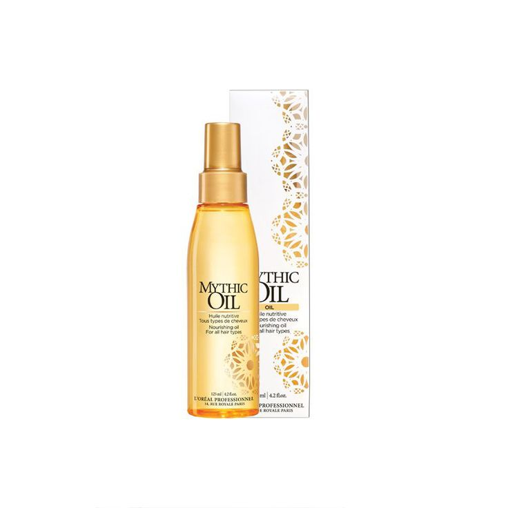 L'Oréal Professionnel Mythic Oil 125ml - feelunique.com