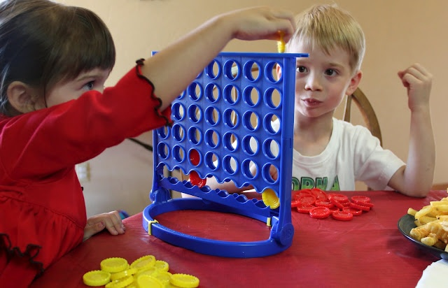 Great ideas for a family game night!