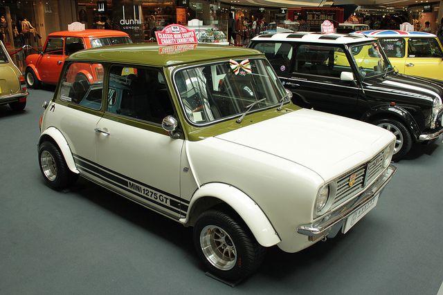 The original mini clubman... 1275gt