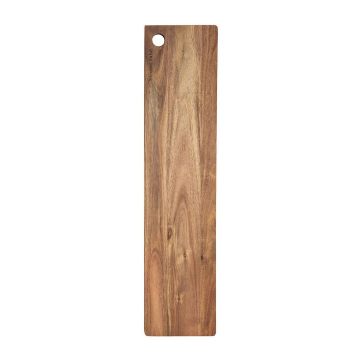 Tapas Board in Acacia Wood from the gourmet brand Nicolas Vahé.