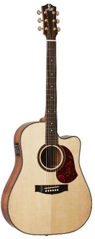 Turramurra Music :: Acoustic Electric Guitars : Maton 70th Anniversary Dreadnought Cutaway