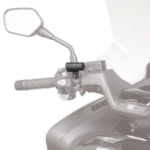 Βάση μοτοσυκλέτας universal για τσαντάκια Smartphone & GPS