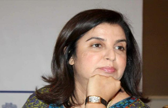 #FarahKhan Take A Neutral Stand on the Ban of Pakistani Artists