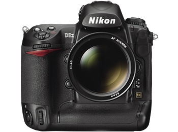 Le Nikon D3x est mort, vive le … Nikon D800