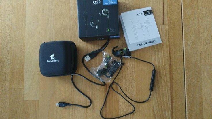 Oreillette Bluetooth sport