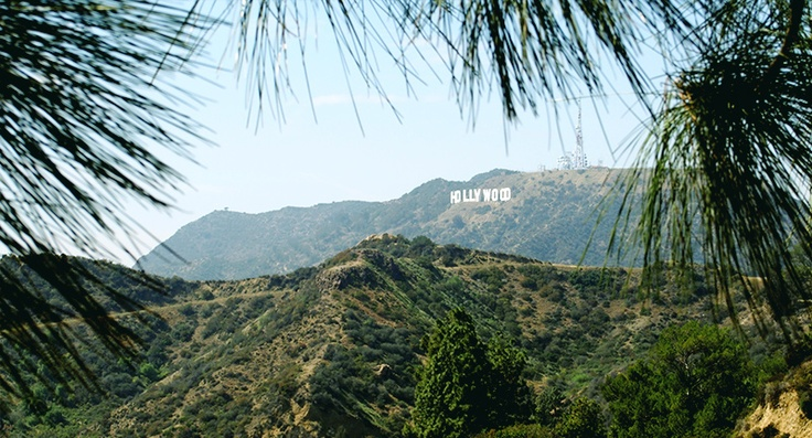 Partir en Californie...