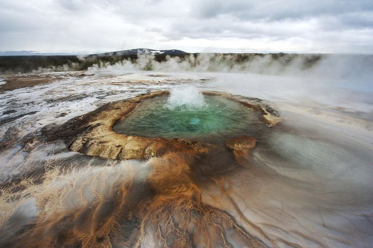 Which look even cooler before they erupt, tbh,   48 Completely Surreal Photos That Prove Iceland Is The Best